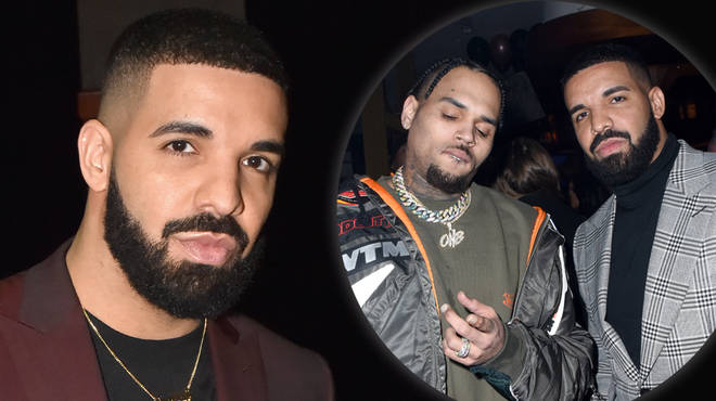 Drake shares birthday tribute to Chris Brown