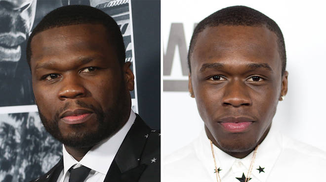 "50 Cent says he ""used to"" love his son Marquise Jackson"