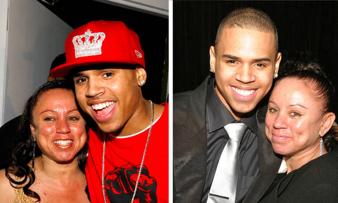 Chris Brown pays tribute to his mother and baby mamas in Mother's Day post