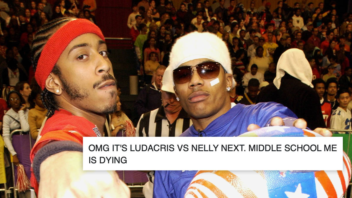 Ludacris & Nelly fans debate who has better songs ahead of ...