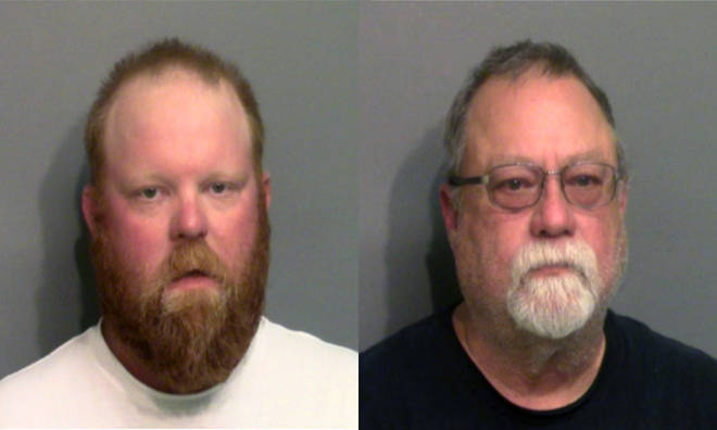 Travis & Gregory McMichael were charged with the shotting of jogger Ahmaud Arbery