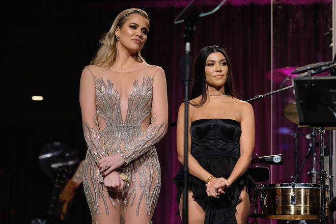 Khloe Kardashian has come under fire for toilet-papering sister Kourtney's house. (Pictured here in 2016.)