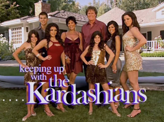 The earliest seasons of Keeping Up With The Kardashian aired back in 2007 and 2008.