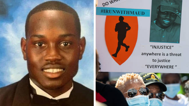 Ahmaud Arbery was fatally shot in Georgia on February 23