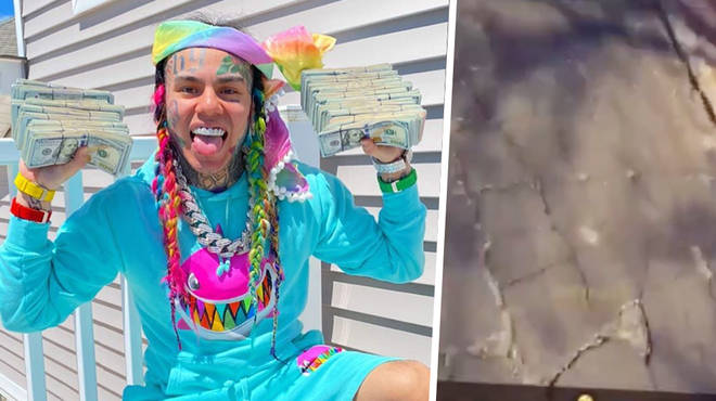 Tekashi 6ix9ine spotted by fan in new safe house after relocating