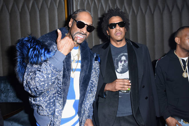 """He's been the king of New York around the time I was the king of the west,"" said Snoop of Jay-Z."