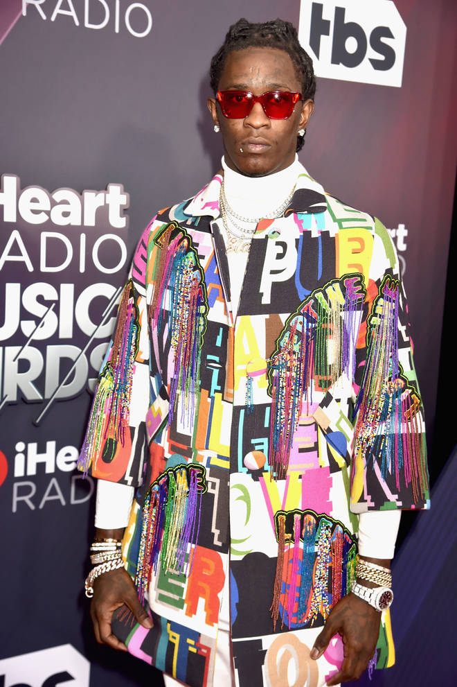 Young Thug reveals that people have been speculating on his sexuality for years