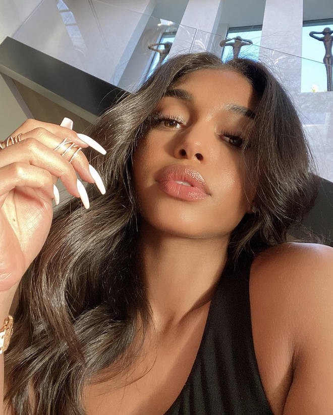 Lori Harvey posted on social media for the first time since Future's eighth baby was confirmed by a DNA test.