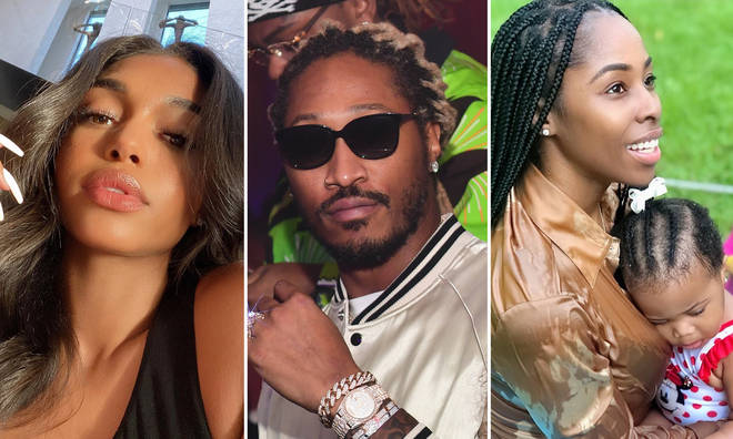 Lori Harvey has posted for the first time since Future's eighth baby was confirmed.