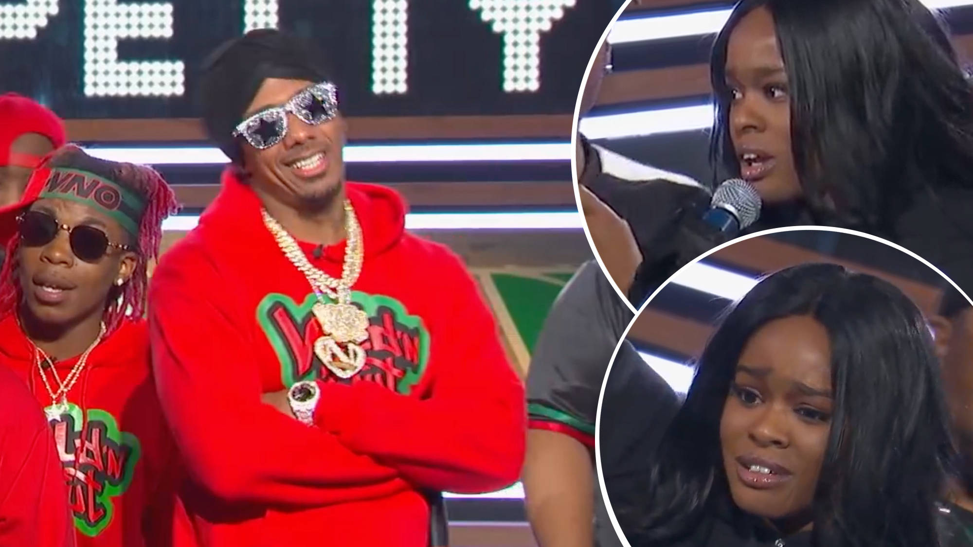 Nick Cannon Just Revealed Exactly What Happened With Azealia Banks On Wild N Capital Xtra