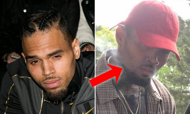 Chris Brown's lookalike has been spotted on social media - but fans are divided.