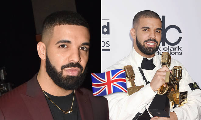 How many UK number ones has Drake had?