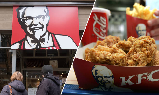 KFC has announced it will be reopening 500 stores.