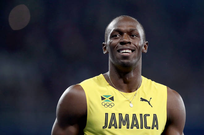 Usain Bolt welcomes the birth of his first child, a baby girl