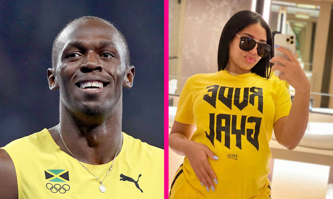 Usain Bolt's partner Kasi Bennett gives birth to couple's first child, a baby girl