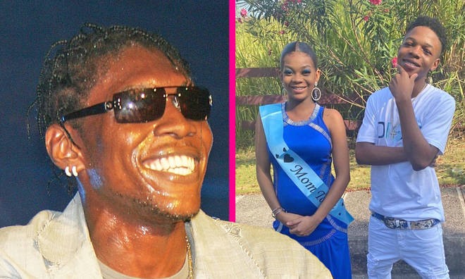 Vybz Kartel to become a grandfather as son announces baby news