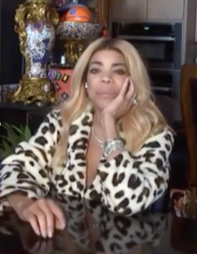 Wendy Williams sparked concerns among fans as she sounded tired and sluggish during a segment on her show.
