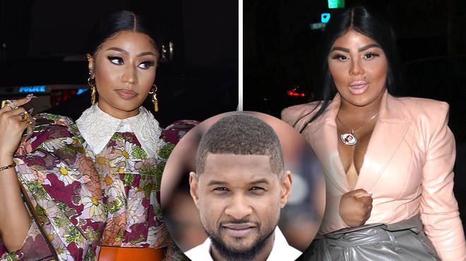 "Nicki Minaj fans troll Usher after he claims she&squot;s a ""product of Lil Kim"""