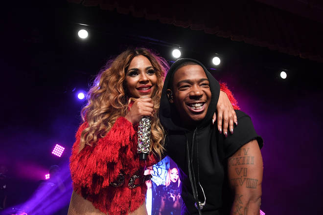 Ashanti has opened up about her relationship with Ja Rule