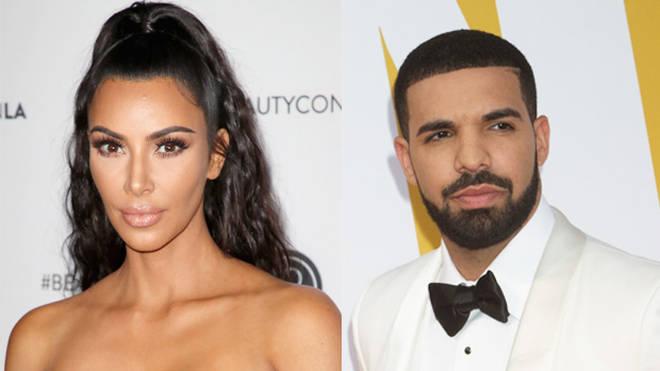 Kim Kardashian & Drake