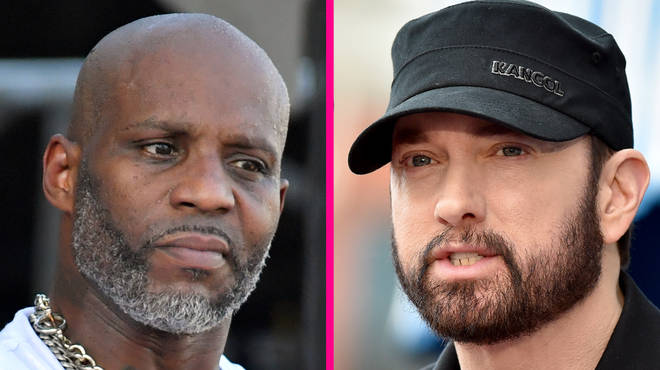 """DMX says Eminem """"don&squot;t want it"""" with him in a song-for-song Instagram Live battle"""