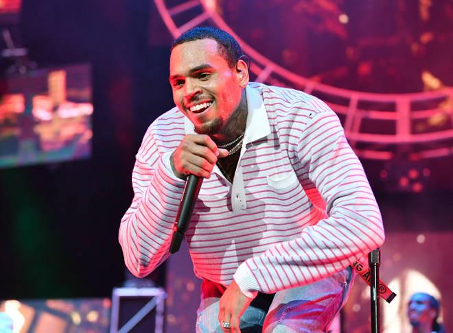 Chris Brown sparks #GoCrazyChallenge