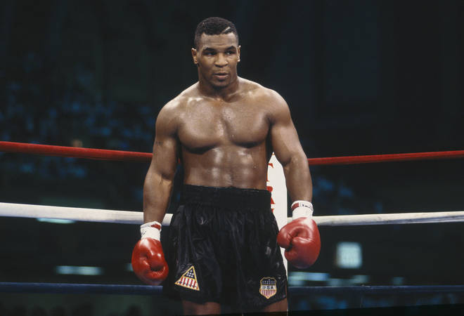 Mike Tyson was one of the most feared heavyweight boxing champions of all time