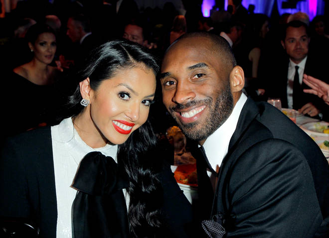 Kobe & Vanessa Bryant were married for almost 19 years