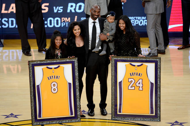 Kobe Bryant died in a helicopter crash along with his daughter Gianna, 13