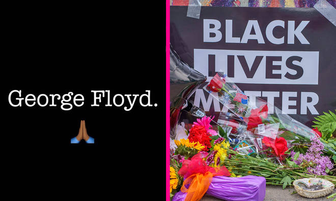 George Floyd: Police officers fired after death in custody