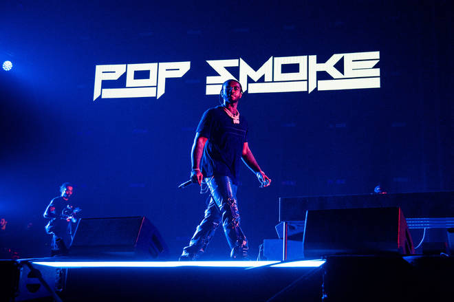 Pop Smoke was tragically shot and killed during a home invasion