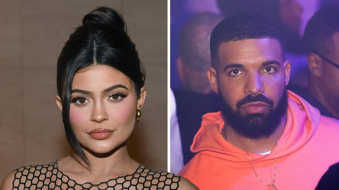 Kylie Jenner has reportedly responded to Drake's 'side-piece' lyric about her.