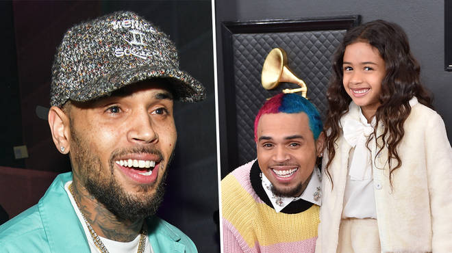 Chris Brown shares birthday tribute post to his 'queen' Royalty
