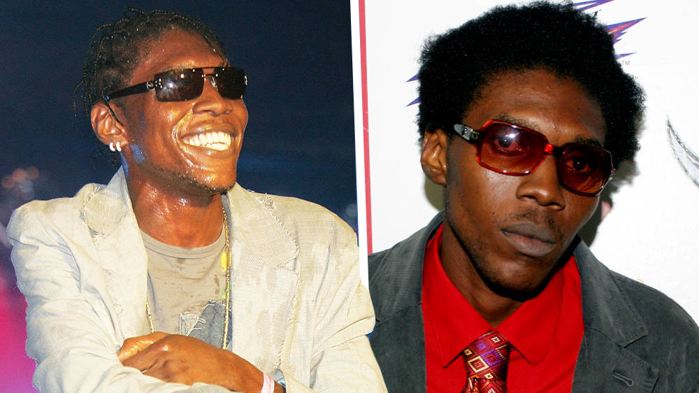 """Vybz Kartel gives shout out to his """"favourite rapper alive"""""""