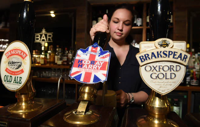 Pubs could be making a comeback before most hotels and restaurants.