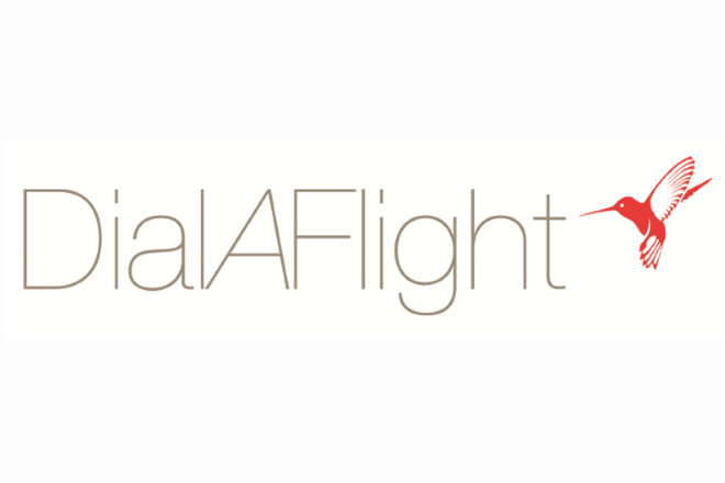 Dial A Flight Airline Logo