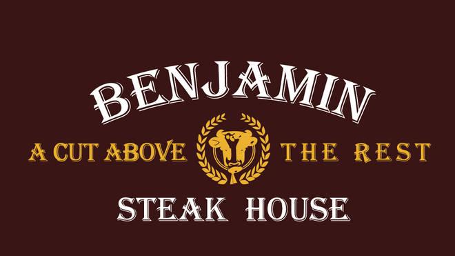 Benjamin Steak House.