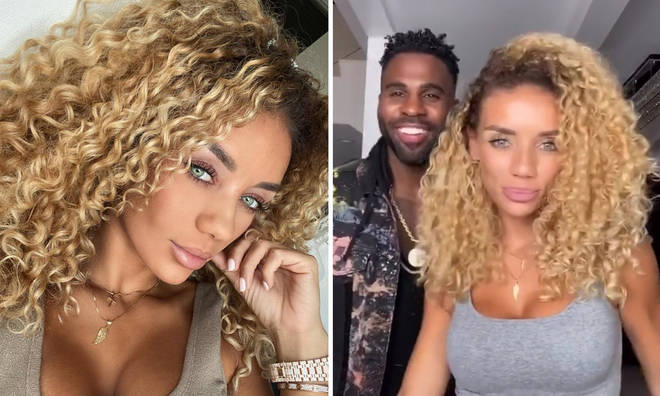 Jena Frumes has reportedly been dating Jason Derulo since March.
