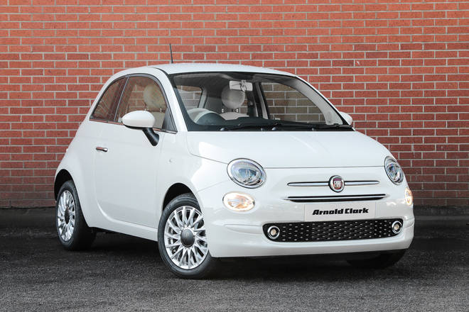 Win a Fiat 500