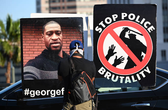 George Floyd was killed in Minneapolis on May 25 whilst in police custody.