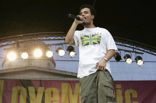 Akala made his name as a UK rapper