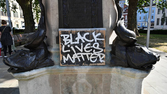 Black Lives Matter started in 2013 by three founders