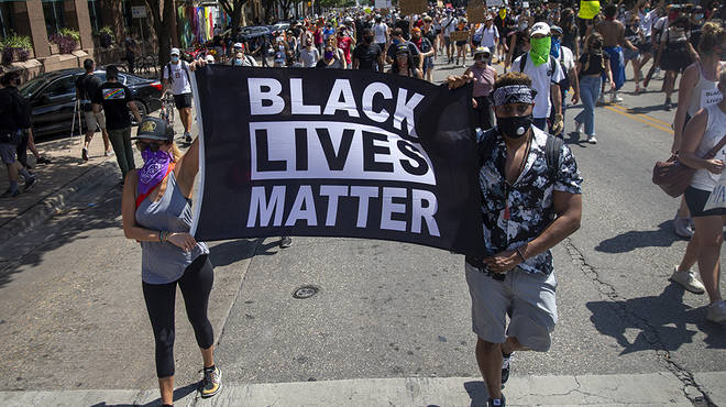 The Black Lives Matter movement began in 2013 following another criminal injustice