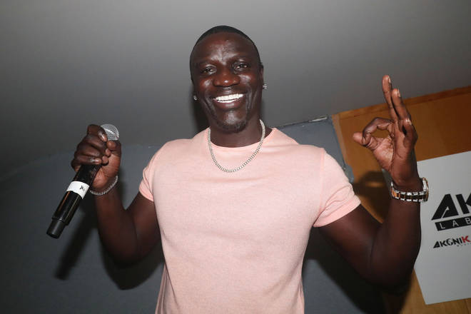 Akon has recorded a new version of 'Locked Up' with Tekashi 6ix9ine