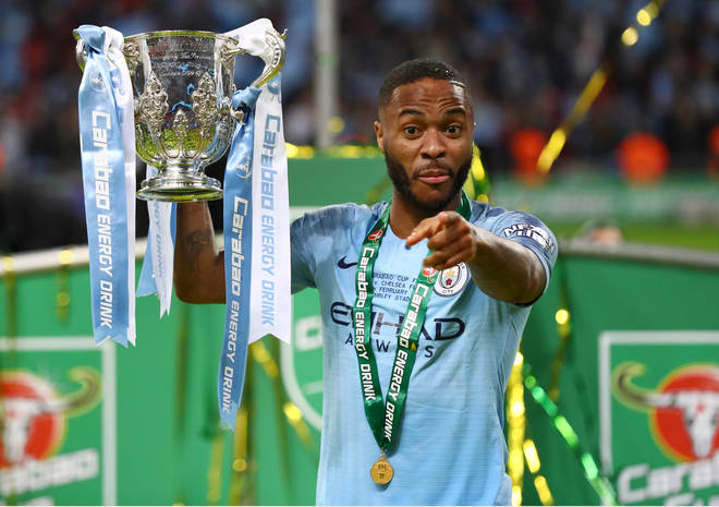 Raheem Sterling has spoken out against racism in football