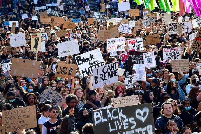 Black Lives Matter Protests are happening worldwide following the death of George Floyd
