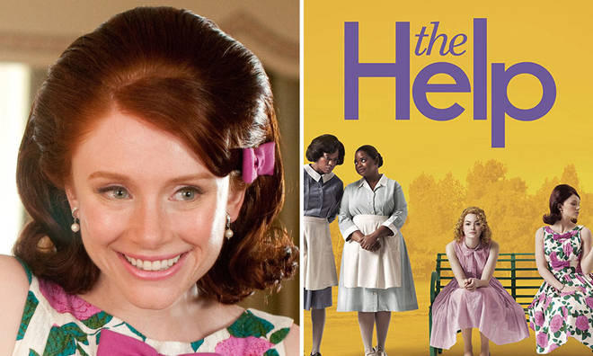 Actress Bryce Dallas Howard has encouraged viewers to watch other material rather than the The Help.