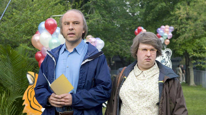 Little Britain's first episode aired in February 2003