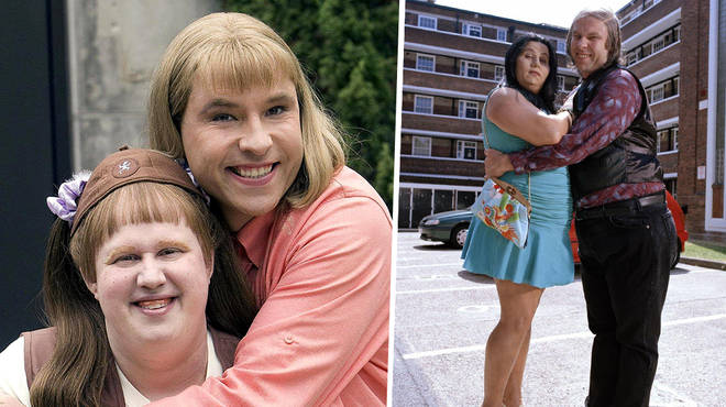 Little Britain has been removed from streaming services amid Anti-racism movement
