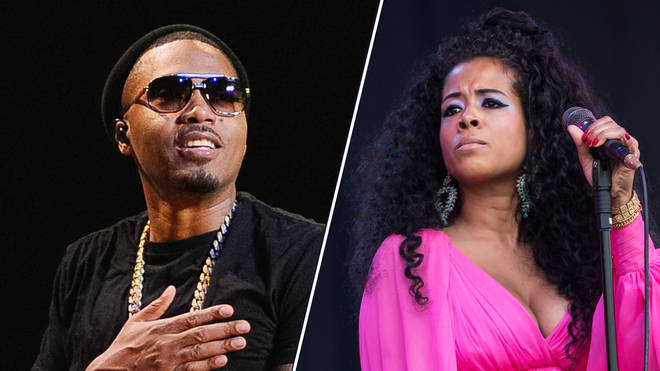 Nas performs at the 'Nas: Time Is Illmatic' Los Angeles tour/Kelis performs Glastonbury Festival in 2014.